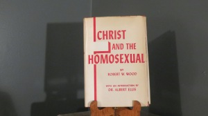 Christ and the homosexual