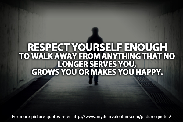 inspirational-quotes-respect-yourself-enough